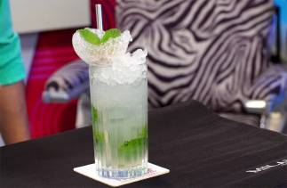 Virgin Almond Mojito - Cocktail House - Trentottesima Puntata