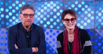 Sergio Castellitto ed Elena Sofia Ricci, la videointervista per RDS