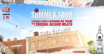 Casa Bacardi Summer Tour 2018