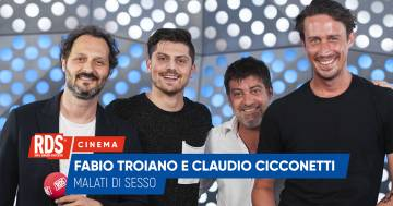 Fabio Troiano e Claudio Cicconetti al cinema con Malati di Sesso. La videointervista