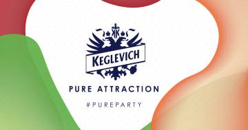 Keglevich. Pure Attraction.