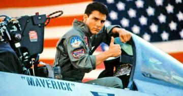 Top Gun: stasera torna in TV il film che ha consacrato Tom Cruise