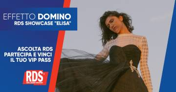 Effetto Domino: RDS Showcase 'Elisa'