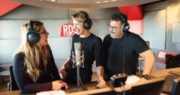 'Un giorno all'improvviso': Anna Foglietta in diretta con Anna Pettinelli e Sergio Friscia