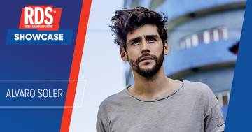 RDS Showcase Alvaro Soler
