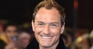 Jude Law: sei volte papà