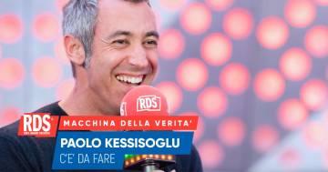 Paolo Kessisoglu: la Macchina della Verità di RDS