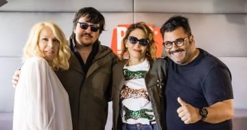 'Ma cosa ci dice il cervello': Ricky Memphis e Paola Minaccioni in onda con Anna e Sergio