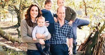William e Kate pubblicano le nuove foto del principino Louis per il suo compleanno