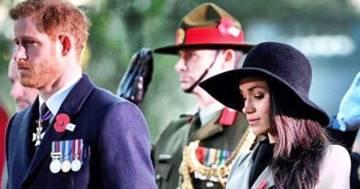 Meghan e Harry: la prima foto del Royal Baby fa infuriare la Regina