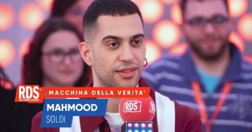Mahmood risponde alla Macchina della Verità di RDS