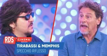 Ricky Memphis e Giorgio Tirabassi: lo Specchio Riflesso di RDS