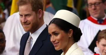 Il principe Harry festeggia la festa del papà pubblicando la prima foto del viso di Archie