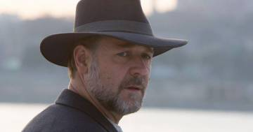 Russell Crowe irriconoscibile per la nuova serie Sky 'The Loudest voice'