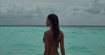 Belén Rodriguez e le foto bollenti alle Maldive: i fan si scatenano
