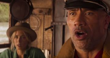 Jungle Cruise: ecco l'avventura Disney con Emily Blunt e The Rock!