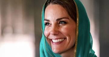 Kate Middleton perfetta anche a piedi nudi: le foto