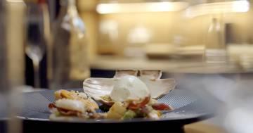 Faraona al gelato alla Malvasia - Kitchen Duel - Alessandro Borghese Kitchen Sound