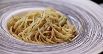 Spaghetti alla busera o mori in salsa - Kitchen Duel - Alessandro Borghese Kitchen Sound