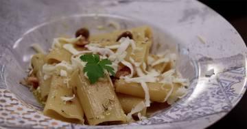 Schiaffone con totano e curcuma - Kitchen Duel - Alessandro Borghese Kitchen Sound
