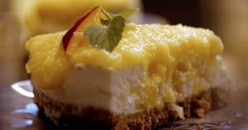 Cheesecake ai frutti esotici - Kitchen Duel - Alessandro Borghese Kitchen Sound