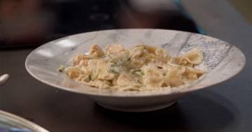 Fusillone con pancetta e paprika dolce - Kitchen Duel - Alessandro Borghese Kitchen Sound