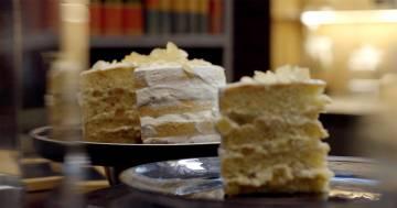 Torta ricotta e pere - Kitchen Duel - Alessandro Borghese Kitchen Sound