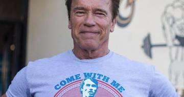 Arnold Schwarzenegger: il figlio fa il bodybuilder, è identico a lui da giovane