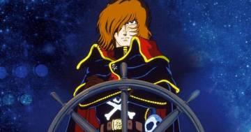 Tanti auguri a Capitan Harlock: il cartone cult compie 42 anni
