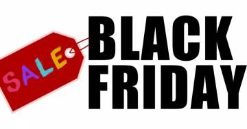 Il Black Friday è domani: i negozi online da non perdere