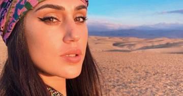 Cecilia Rodriguez vola in Marocco e da lì invia scatti bollenti (ed in bikini) ai fan