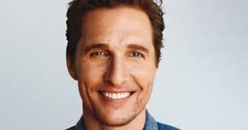 Matthew McConaughey debutta su Instagram (a 50 anni): ecco il suo primo post