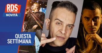 Dagli U2 a Tormento e Marracash: le novità on air questa settimana