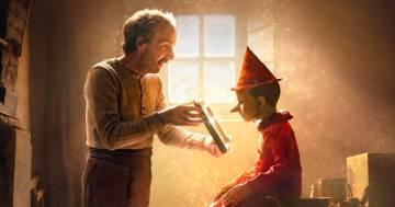 Pinocchio: il primo trailer ufficiale del film è stupendo