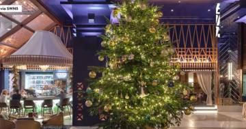 L'albero di Natale di Marbella è il più costoso al mondo: vale 15 milioni di dollari