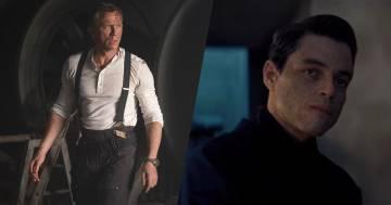 Svelato il trailer ufficiale di 007: e Rami Malek è il villain del film