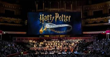 Harry Potter: il film concerto evento di Natale arriva a Milano e Roma