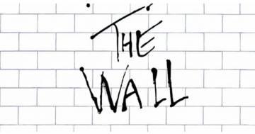 """Tanti auguri a """"The Wall"""": il capolavoro dei Pink Floyd ha compiuto 40 anni"""