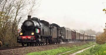 Il treno storico che vi porta al festival del cioccolato di Modica