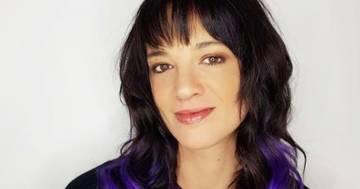 Asia Argento rinnova il look: la sua versione 'angelica' conquista i fan