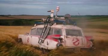 'Ghostbusters: Legacy': il trailer di film ricorda Stranger Things