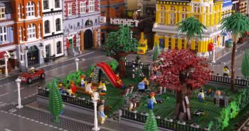 'I Love Lego' arriverà a Roma: ecco le foto della mostra in anteprima
