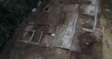 A Roma scoperta una Villa Rustica alla Marcigliana databile III secolo a.C.
