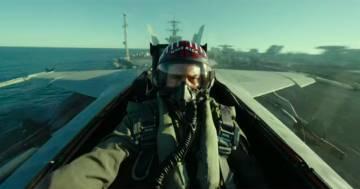 Top Gun Maverick: il nuovo trailer del film è da brividi