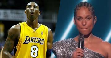 Grammy 2020: l'omaggio di Alicia Keys a Kobe Bryant è commovente