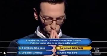 'Chi vuol essere milionario': Enrico Remigio ha vinto un milione di euro