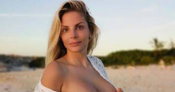 Francesca Cipriani più sensuale che mai: le foto alle Bahamas sono bollenti