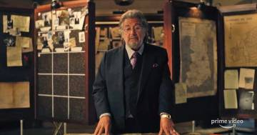 'Hunters': ecco il trailer della nuova serie Amazon con Al Pacino