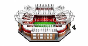 Arriva lo stadio del Manchester United in versione Lego: ecco le foto
