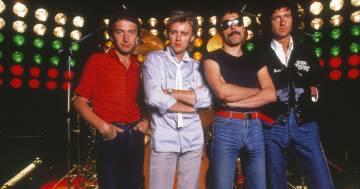 I Queen sono il primo gruppo rock a comparire su una moneta inglese